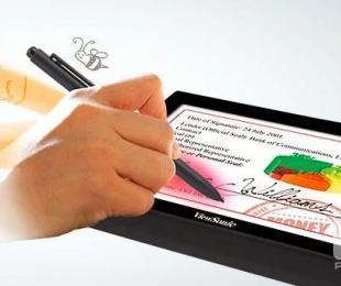 汉王与优派合资建厂 携手进军手写笔触控液晶屏市场